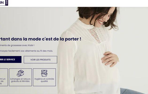 Grande distribution : Kiabi lance un service de location de vêtements de maternité
