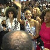 Miss France 2020 : le retour triomphal de Clémence Botino en Guadeloupe - Le journal de 13h | TF1