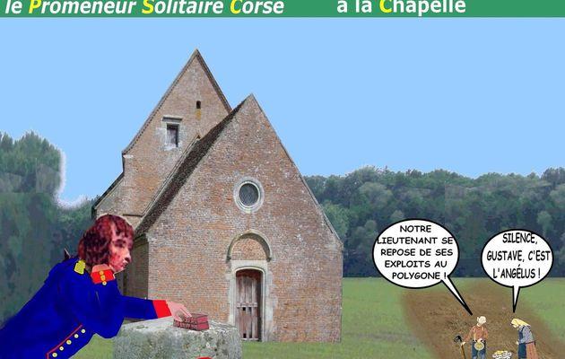 BONAPARTE À AUXONNE ou le Promeneur Solitaire Corse (3)  - du 1er septembre 2017 (J+3180 après le vote négatif fondateur)