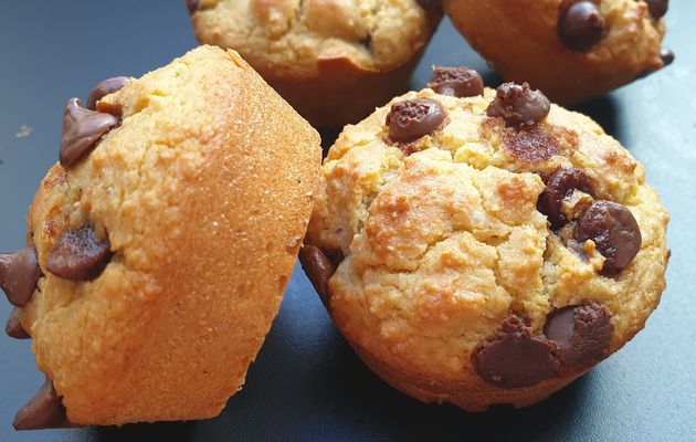 Muffins tout moelleux healthy
