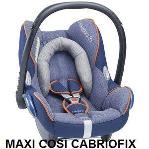 Poussettes compatibles Cybex Aton et MAXI COSI