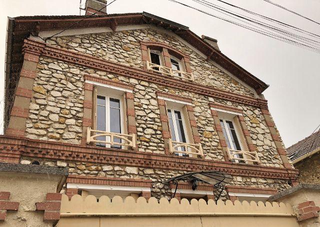 Maisons en meulière Melun