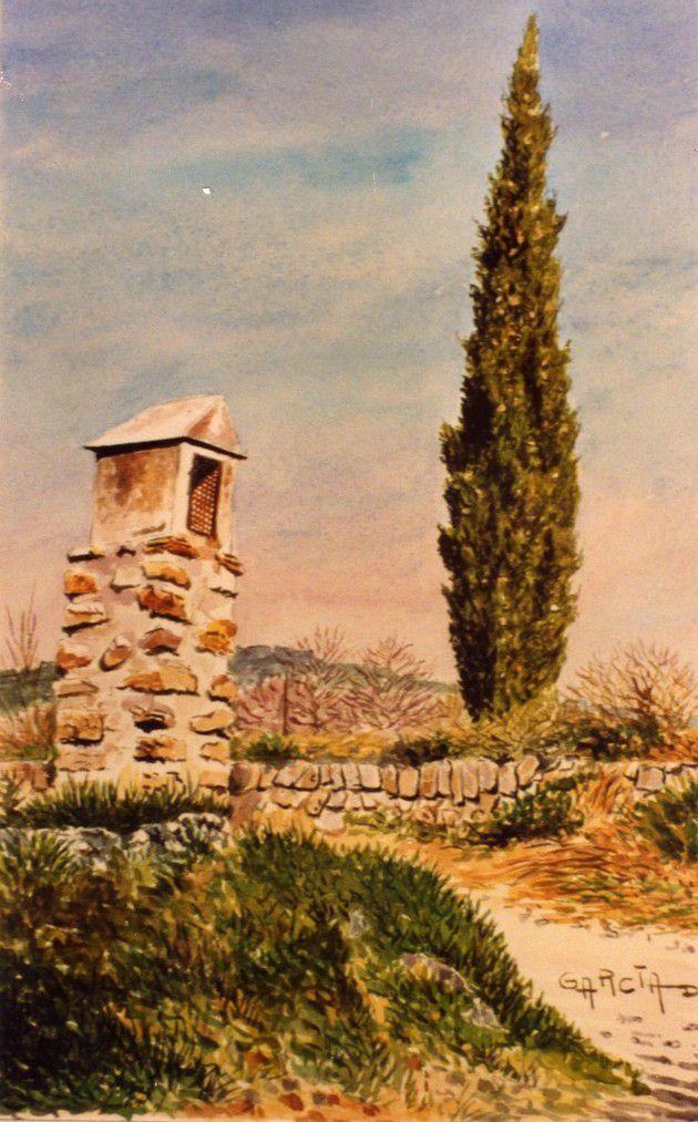L'oratoire - Le Castellet en Provence -