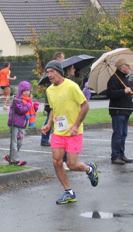 Résultats du 10km de St Baudelle - 11/11/13