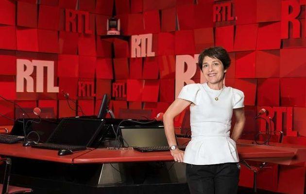 Elizabeth Martichoux (RTL) désignée meilleure intervieweuse de 2017