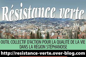 Affiche Résistance verte