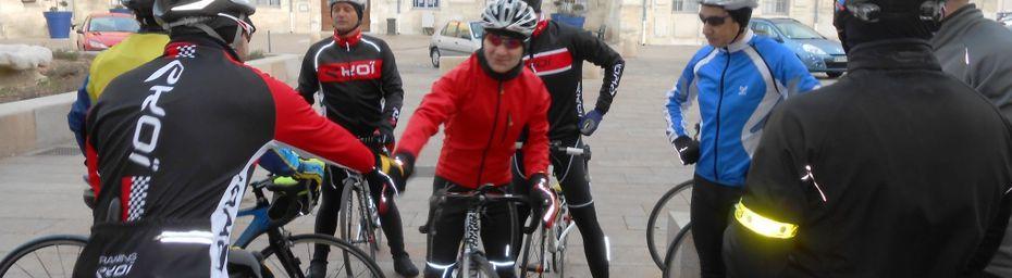 Beau Cyclo Bollènois : une sortie dynamique dans le Gard