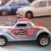 NEET STREETER FORD 1936 HOT WHEELS 1/64 - car-collector.net