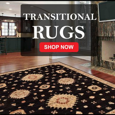 Transitional Rugs: Give Your Home A Classic Look!