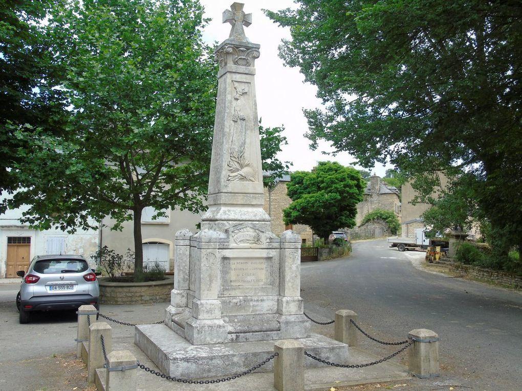 GAILLAC  D'AVEYRON  , 12310