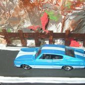 67 DODGE CHARGER HOT WHEELS 1/64 - DODGE CHARGER COUPE 1967 - car-collector.net