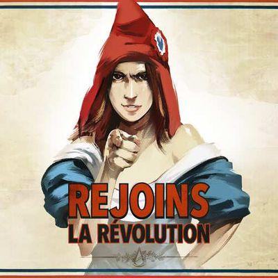 Rejoignez la Révolution !