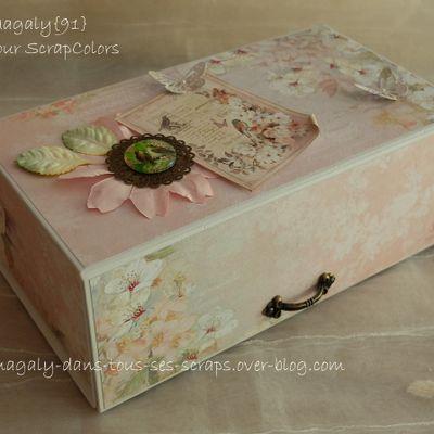 Boîte {Romantique}