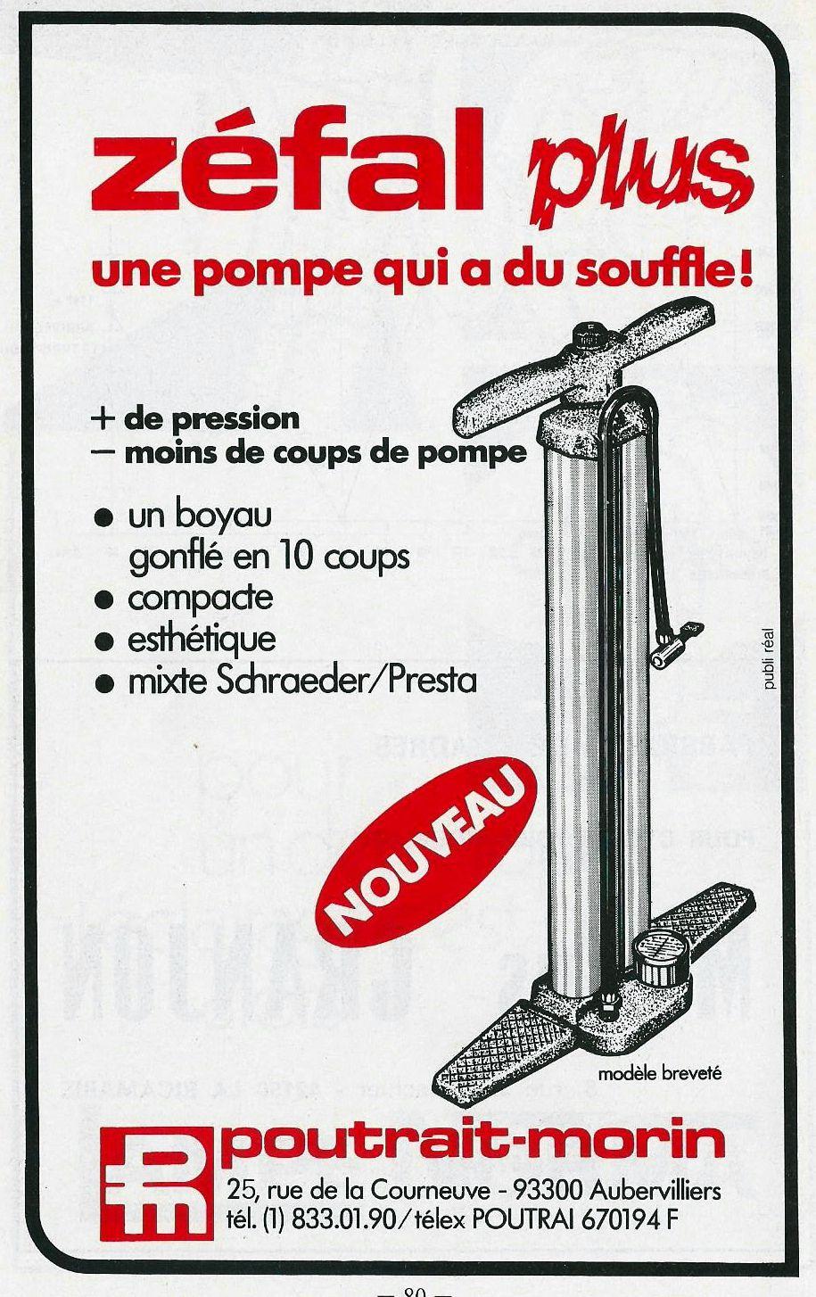 Vélos et accessoires Français des années 70