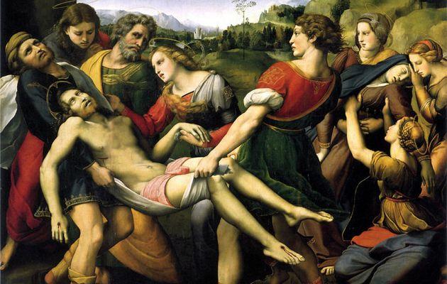 La Passione di Gesù Cristo raffigurata dai più grandi artisti della storia