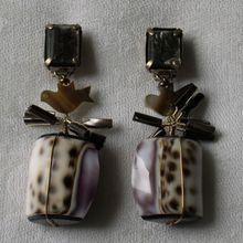 Boucles d'oreille / Bijoux de créateur Paris / Simone d'AVRAY