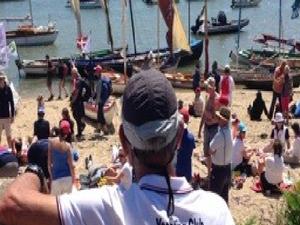 Dans le golfe du Morbihan, on est SMOBE ! avec l'YCPF