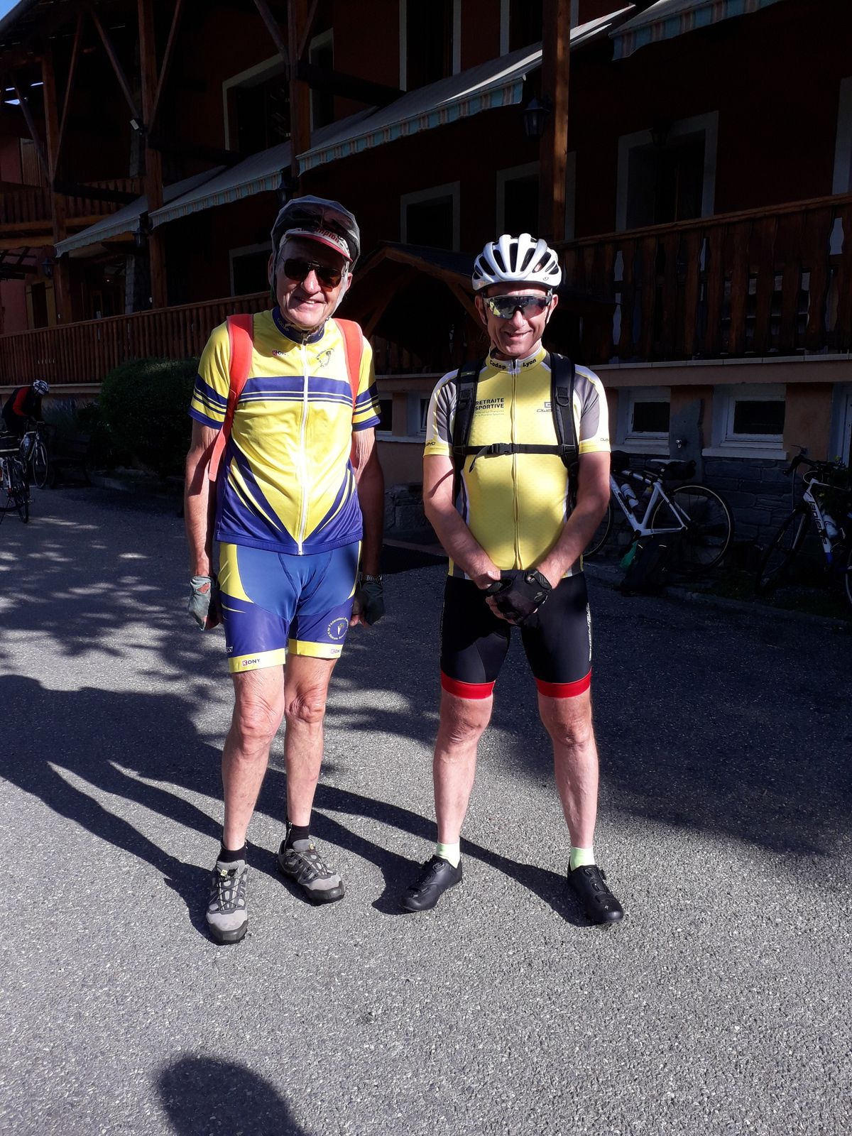 Séjour Barcelonnette -  Lundi 28 Juin 2021 -  Col de la Cayolle 2326m