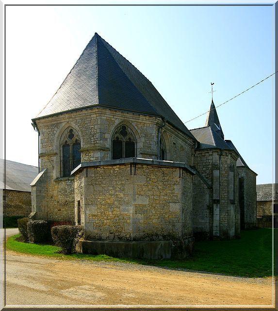Diaporama église fortifiée de Prez