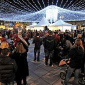 Pau :: Le centre-ville s'apprête à s'illuminer pour Noël / Pyrénées Infos