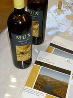 Muxagat Vinhos - MUX Branco 2009 et MUX Tinto 2007