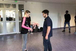 Une initiation au théâtre pour les élèves de Seconde CAP Peinture