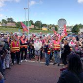 Vendredi 03 juillet Rassemblement devant la Foir'Fouille à Dieppe ! - CGT Dieppe