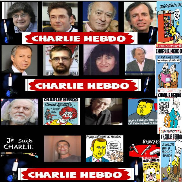 HOMMAGE  A CHARLIE