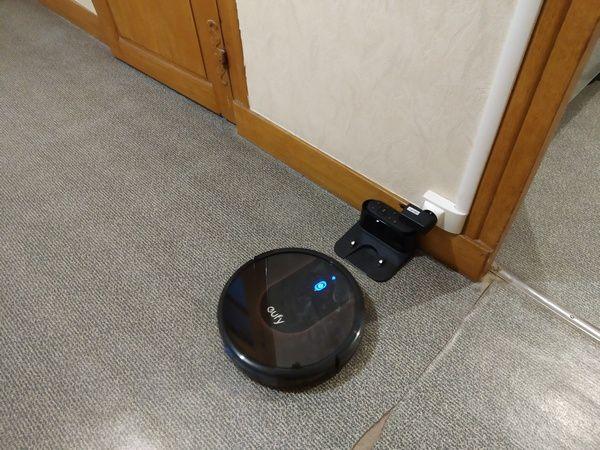 test aspirateur robot connecté à commande vocale eufy RoboVac 30C @ Tests et Bons Plans