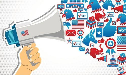 le elezioni amministrative sui social network