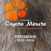 Pressbook Cie Coyote Minute