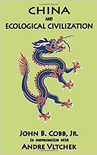 CHINA AND ECOLOGICAL CIVILIZATION