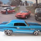 70 MONTE CARLO HOT WHEELS 1/64 - CHEVROLET MONTE CARLO 1970 - car-collector.net