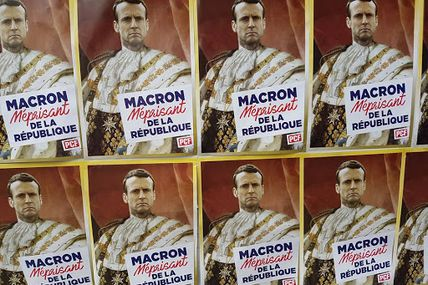 Macron et Castex, les Napoléon III et Bazaine de la crise sanitaire