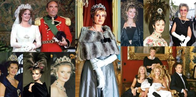Princess Gloria von Thurn and Taxis birthday Feb.21st