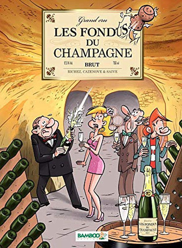 PUBLICITES :  LES BELLES PUBLICITES DE CHAMPAGNES      (PARTIE  4)