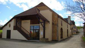 25 juin 2016 : Visite guidée de l'espace muséographique  de Garos