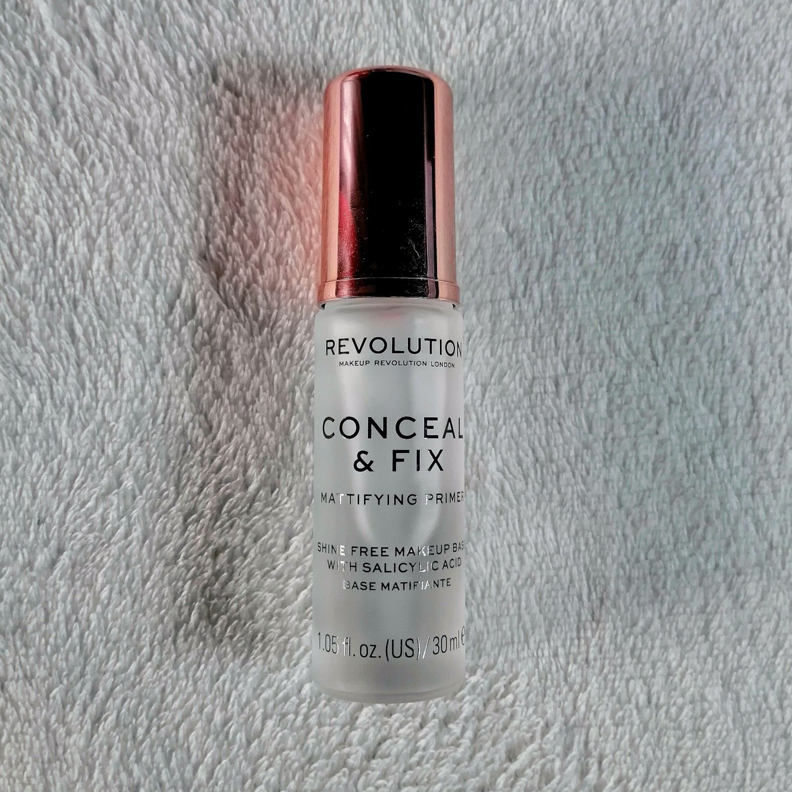 Revolution, Conceal & Fix, Mattifying Primer