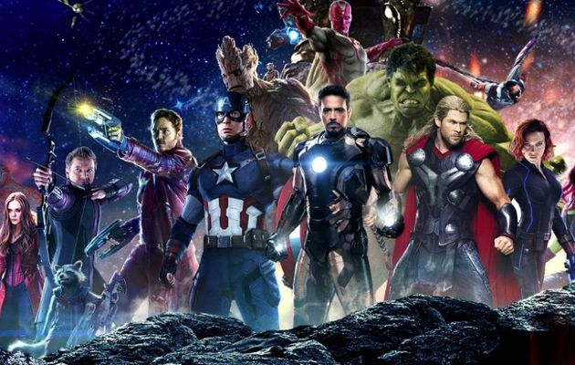 Box Office : 2.5 millions de spectateurs pour « Avengers : Infinity War »