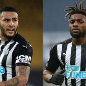 Newcastle duo Jamaal Lascelles and Allan Saint-Maximin suffering long-term effects from Covid-19