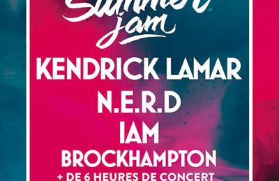 Paris Summer Jam - U Arena (24 Sept.2018)