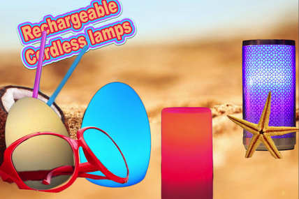 Midlightsun - Cordless lamps for professional