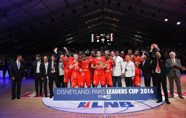 Pro B:  Bourg-en-Bresse remporte la Leaders Cup