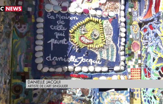 Roquevaire : La maison de Danièle Jacqui, musée de l'art singulier