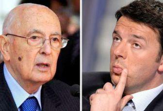 Renzi, Napolitano e … la suppostona agli italiani