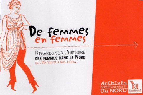 """Expo """"De femmes en femmes"""" : injustices d'hier et d'aujourd'hui"""