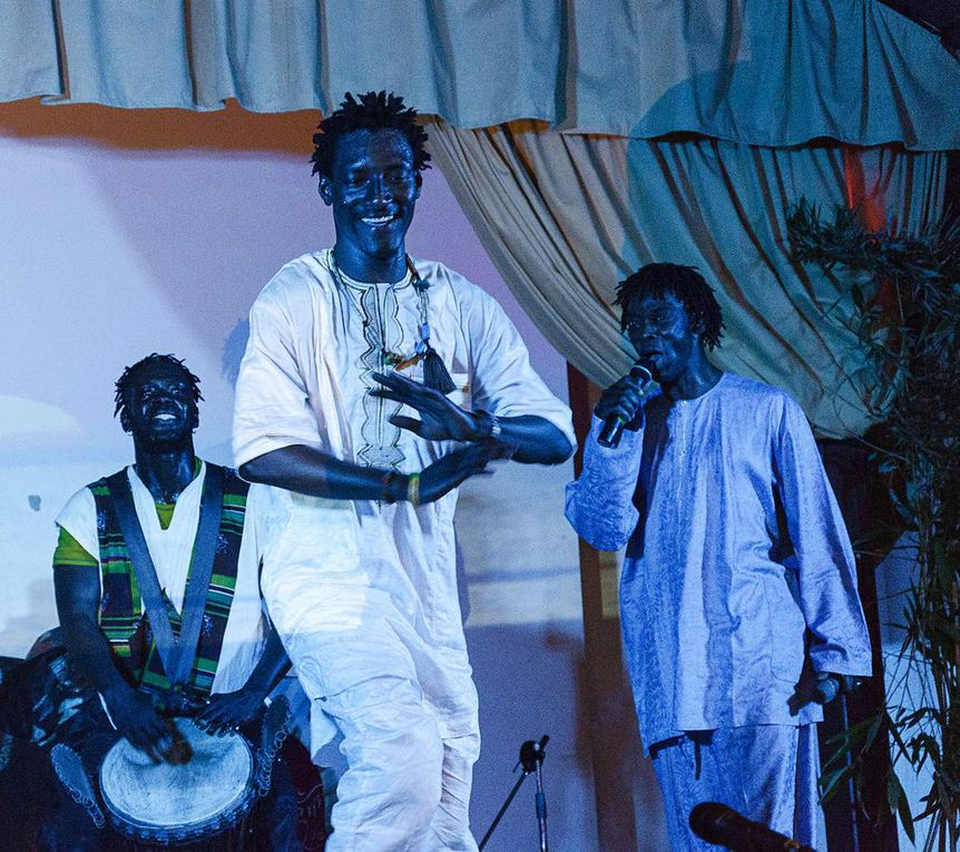 SOIREE AFRICAINE CENTRE CULTUREL DE ST VIAUD SAMEDI 28 MARS 2015
