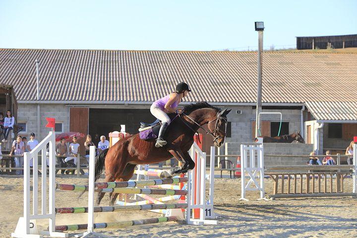 Concours équitation au centre Capricorne à Saint-Lys Partie 2