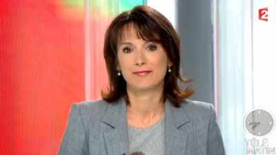 2013 04 02 - LAURENCE OZTOLOZA - FRANCE 2 - TELEMATIN @07H40
