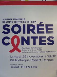 Se mobiliser encore et toujours contre le VIH-SIDA